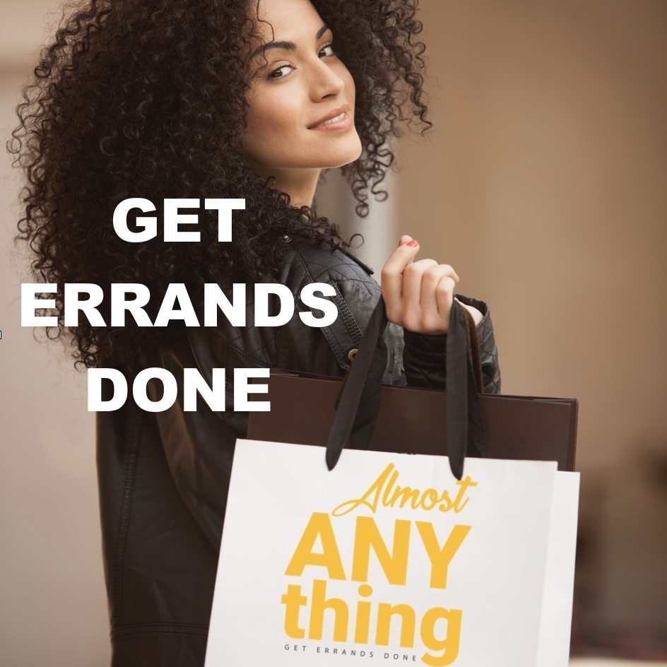 Stay productive and get your errands done!