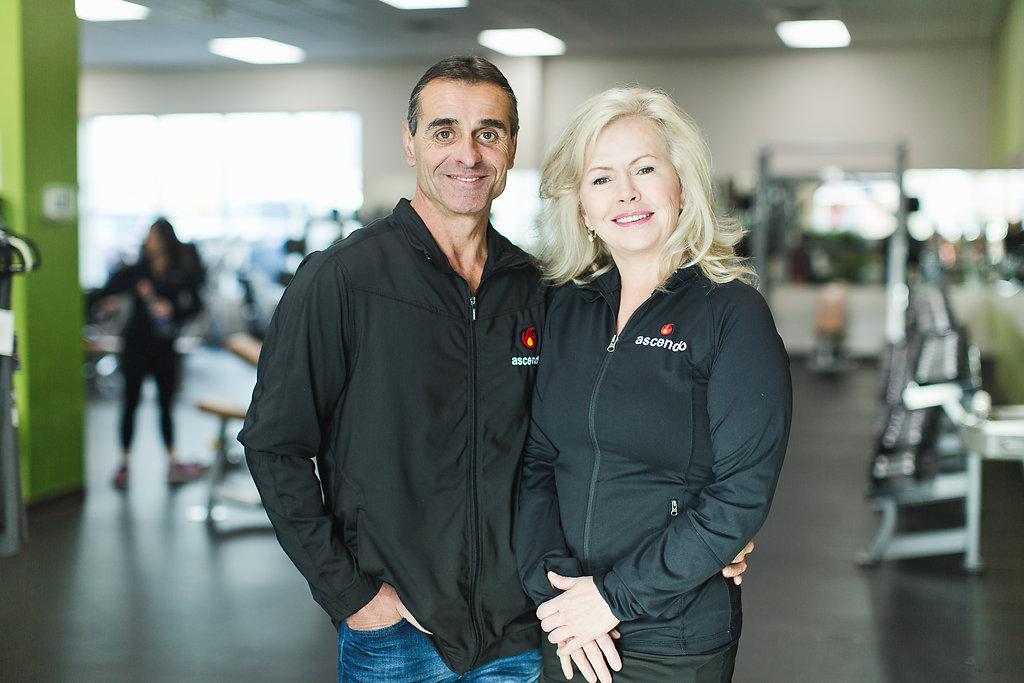Owners George & Shauna Sifnakis