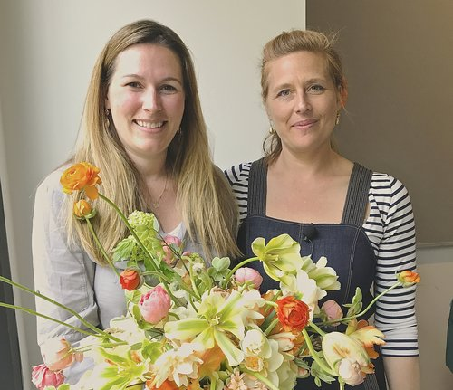 Local Flowers And Meeting Ariella Chezar Atelier Ashley Flowers