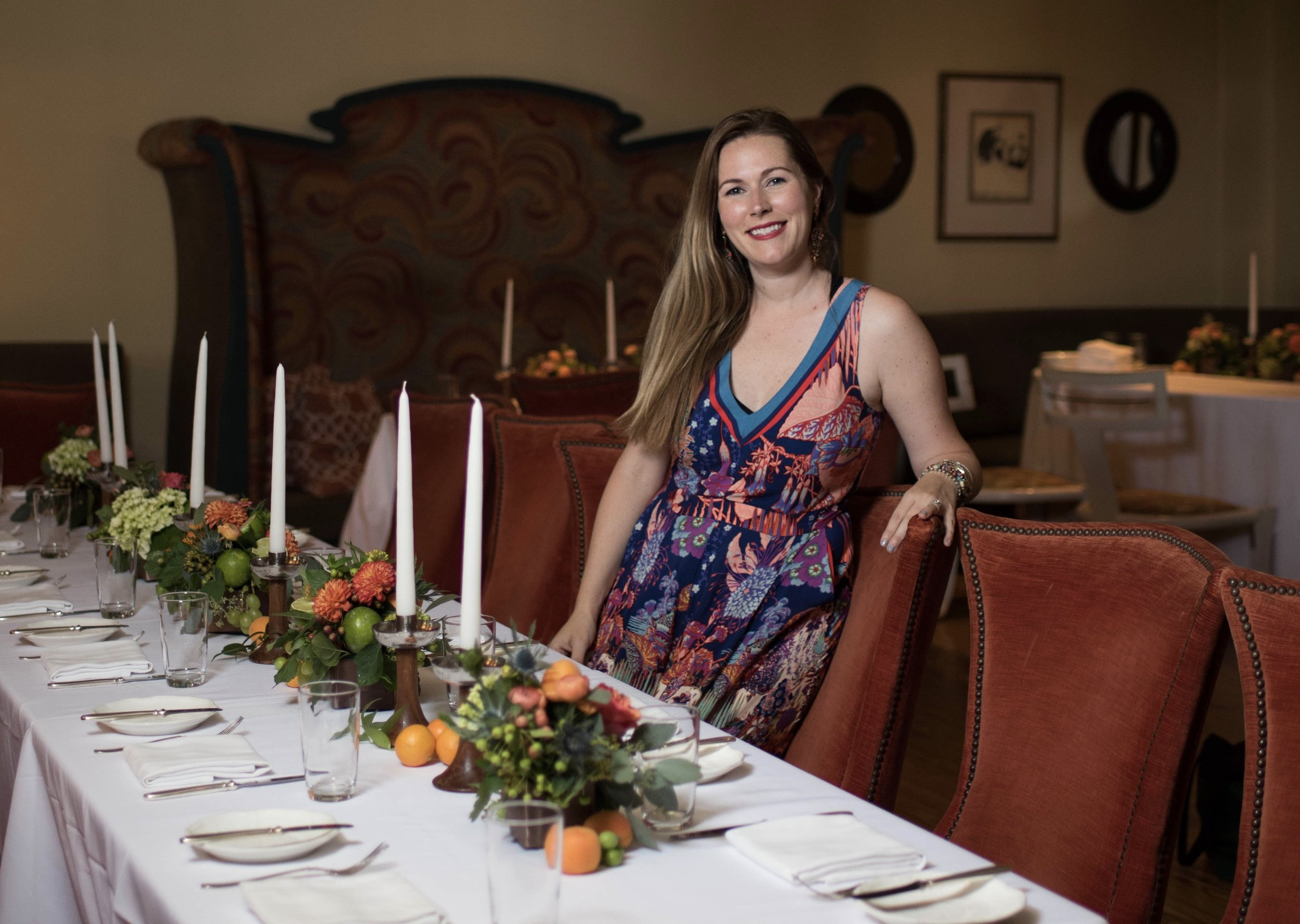 Photo me at   Restaurant Eve   by   Erin Tetterton