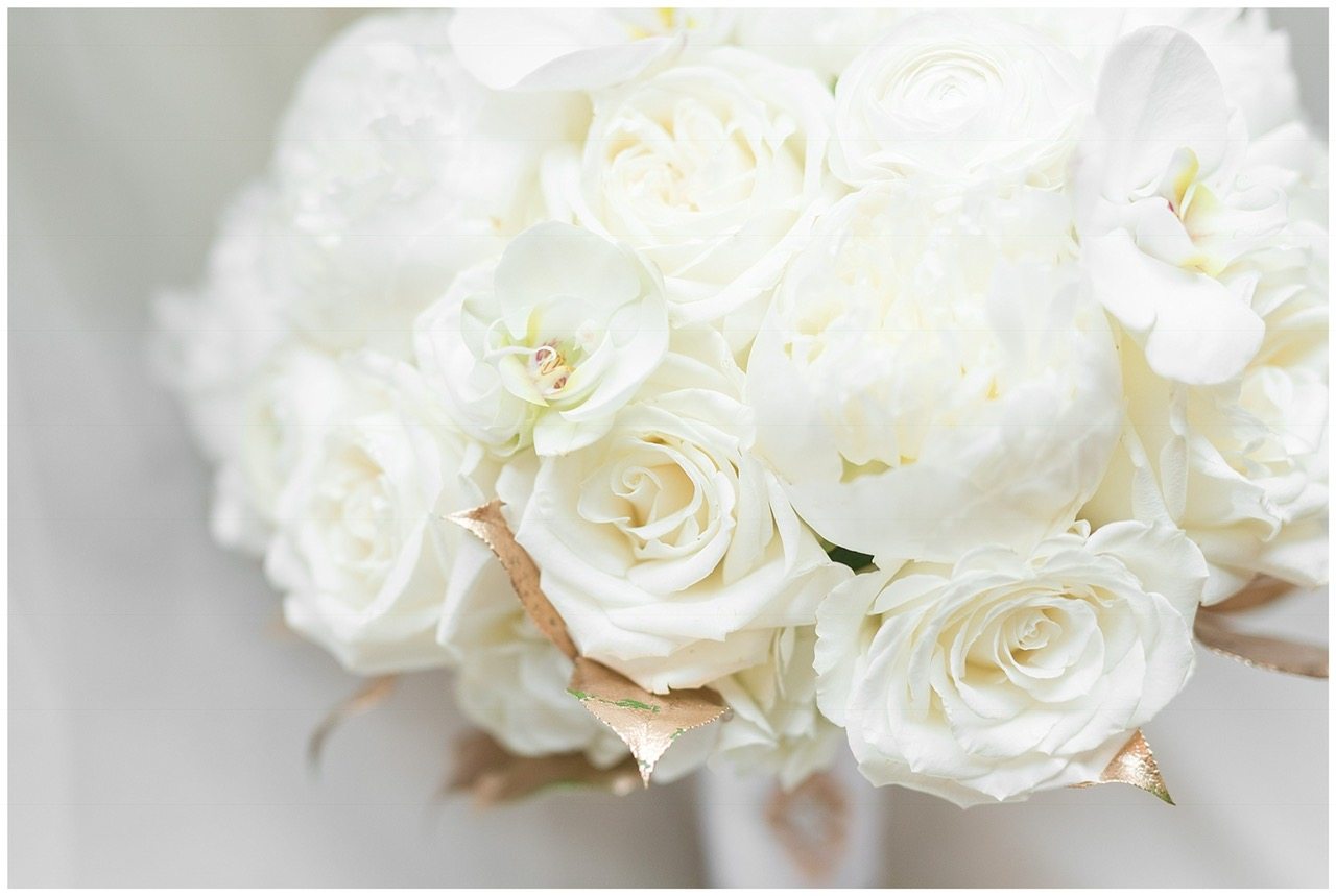Sophie's bridal bouquet photographed by  Emily Alyssa Photography