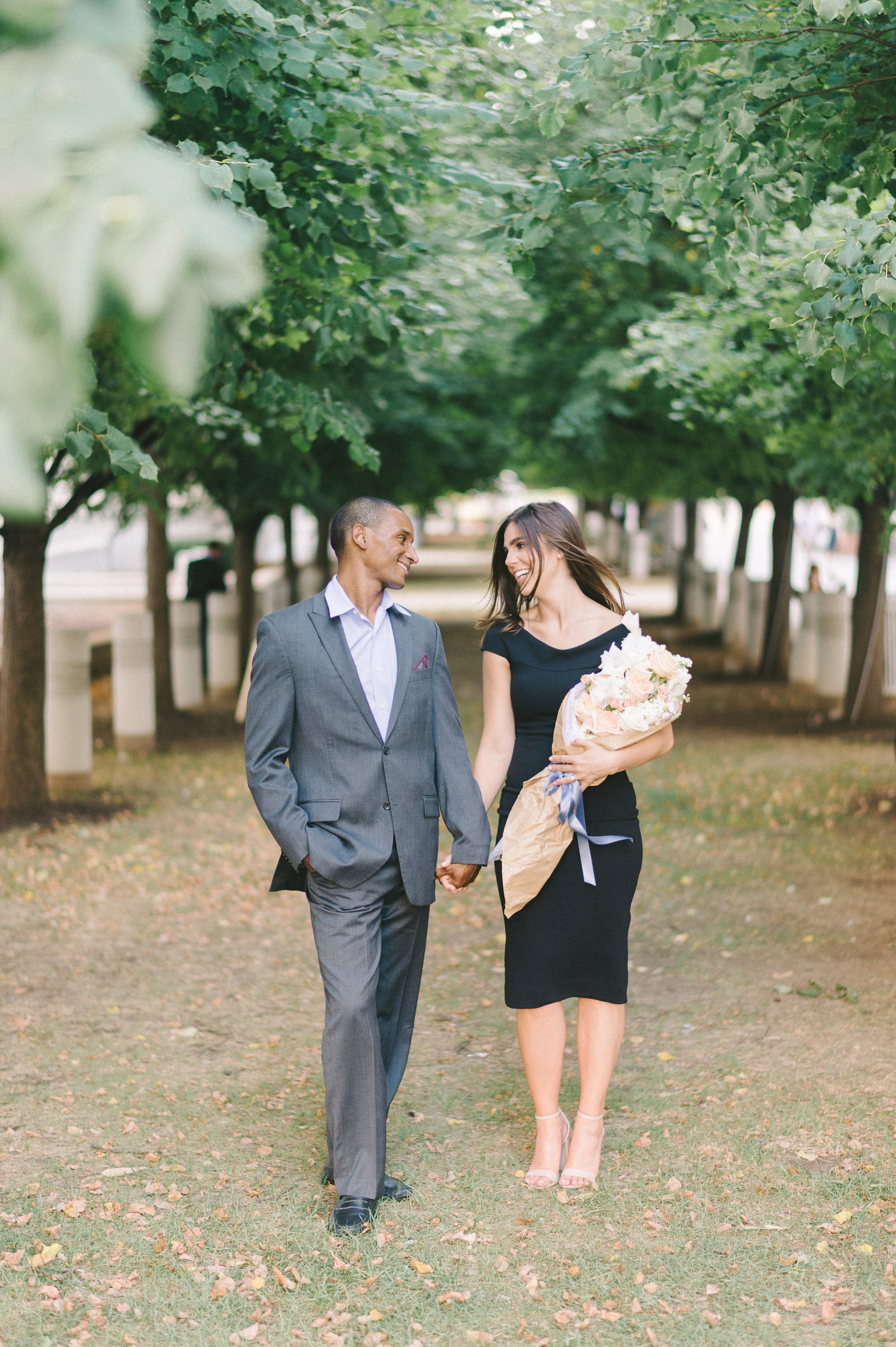 Sam and Damion by Liz Fogarty Photography