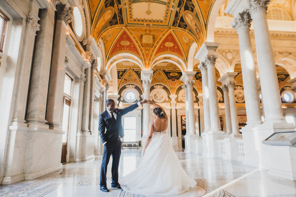 Library of Congress photo by Michelle Harris Studios