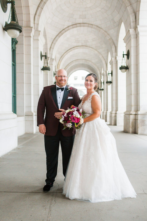 Kearney and Brent by  Amy Wu  planned  by Bellwether Events