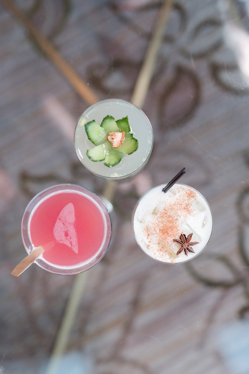 Photo of Mandarin Oriental Cocktails by Emily Alyssa Photography