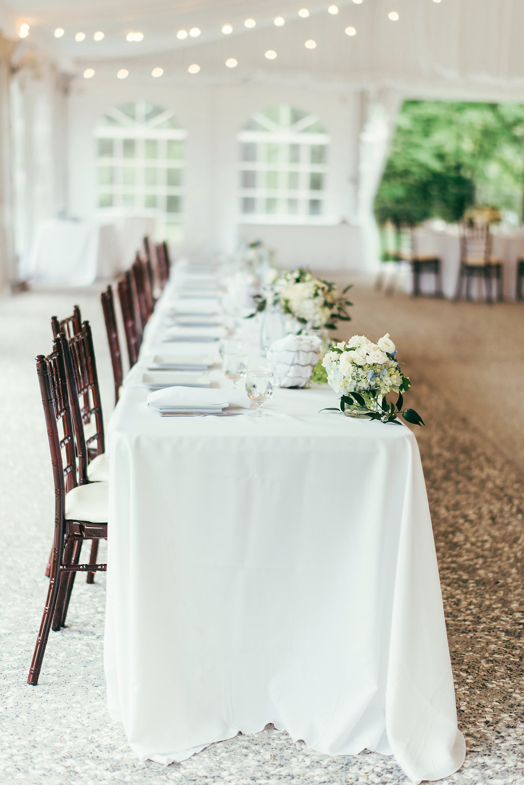 Atelier Ashley Flowers + Woodlawn + Pope Leighhey House + Anna Reynal Photography + DC Weddings + DC Florist + tent wedding