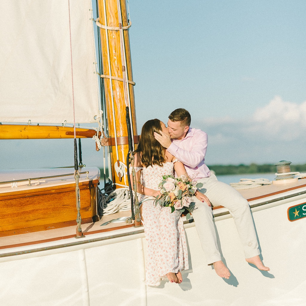 Alison and Mark by  Liz Fogarty Photography