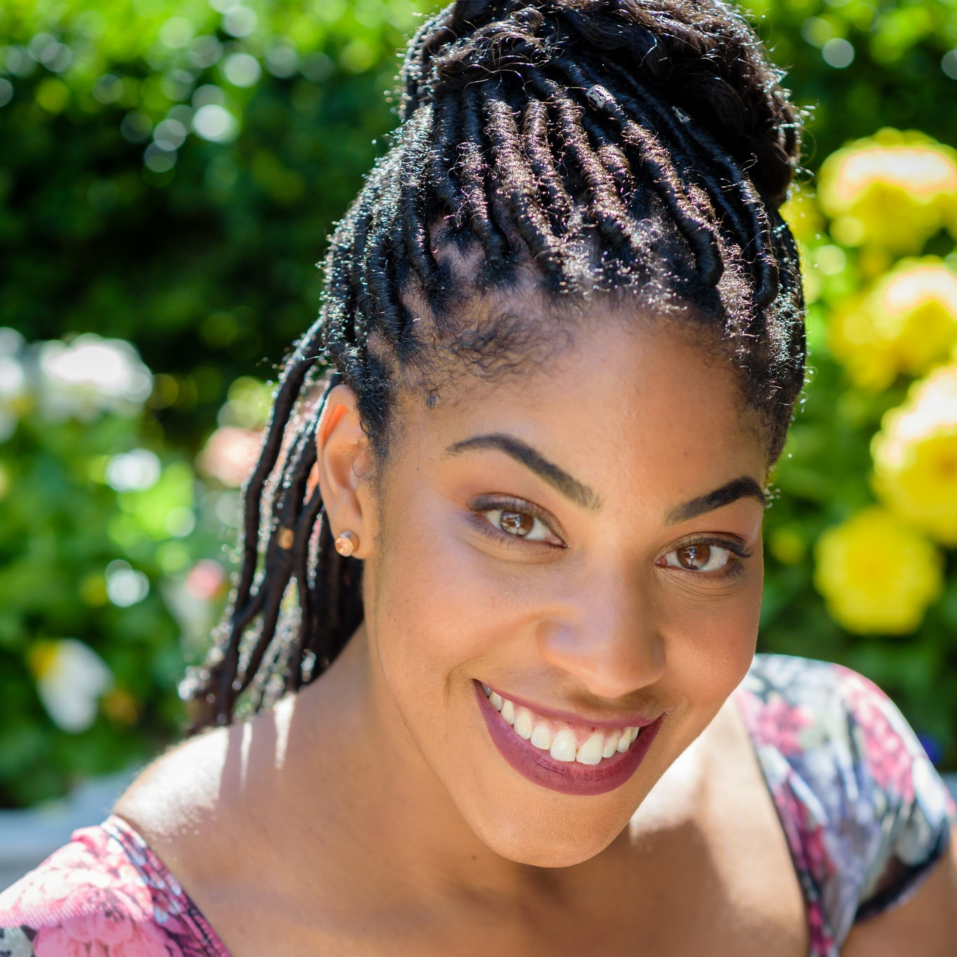 Ayasha Jamila Tripp   Story Coach | Emcee | Board Member  I am a lover of storytelling in all forms: writing, film, theatre... Listen for a Change, however, added a new love of storytelling that pushed me beyond characters, cinematic views, and dialogue. It just requires me and my truth. I am a Bay Area Native with roots in Pittsburg and a heartbeat in Oakland. I use writing and education to fight for social justice, so it would only makes sense that I am a part of this organization that uses storytelling as a form to ignite change.