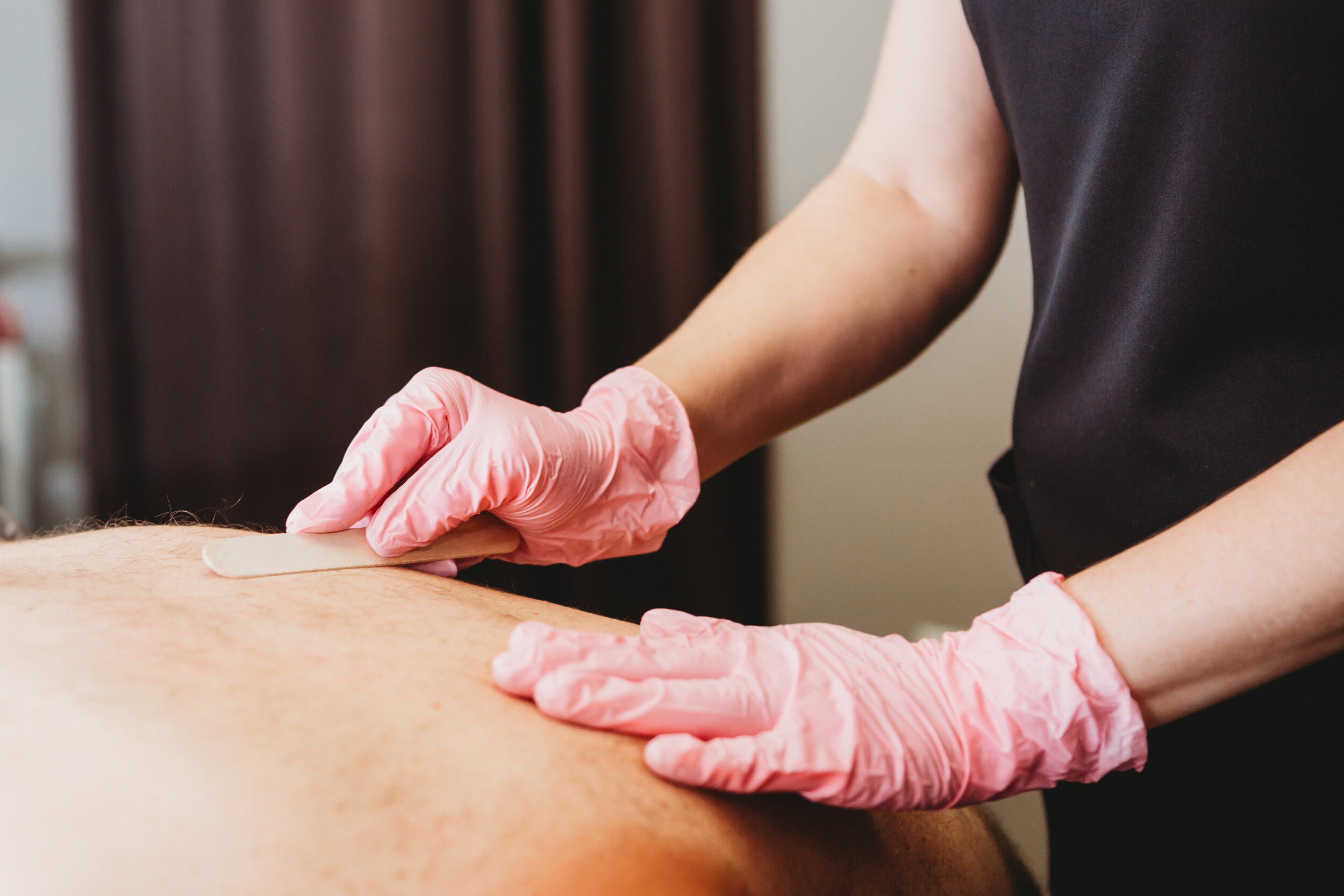 - Do you want to have your most comfortable waxing experience?Making your waxing or sugaring experience as comfortable as possible is what I do! Want to know how? Click below to learn more.