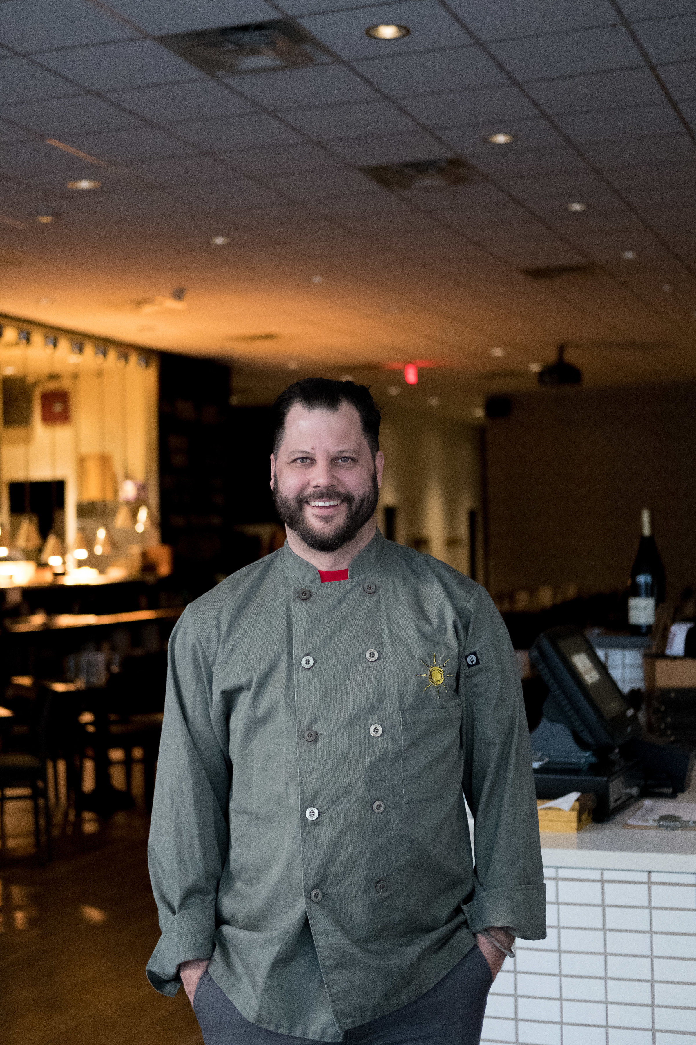 Chad Houser, Founder/CEO/Chef at Café Momentum.