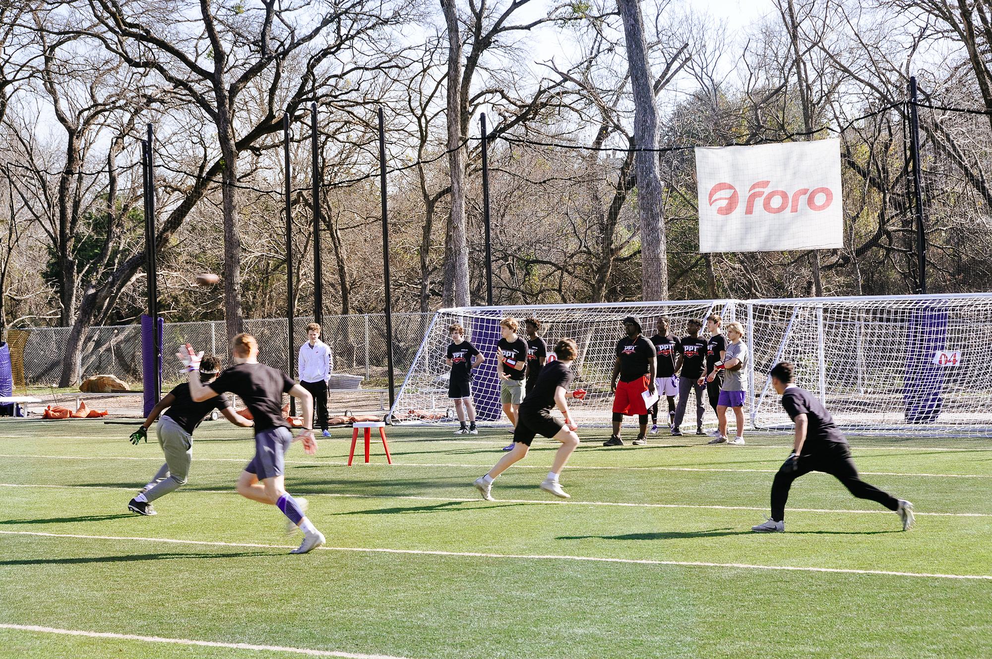 Photo courtesy of FORO Sports Club.