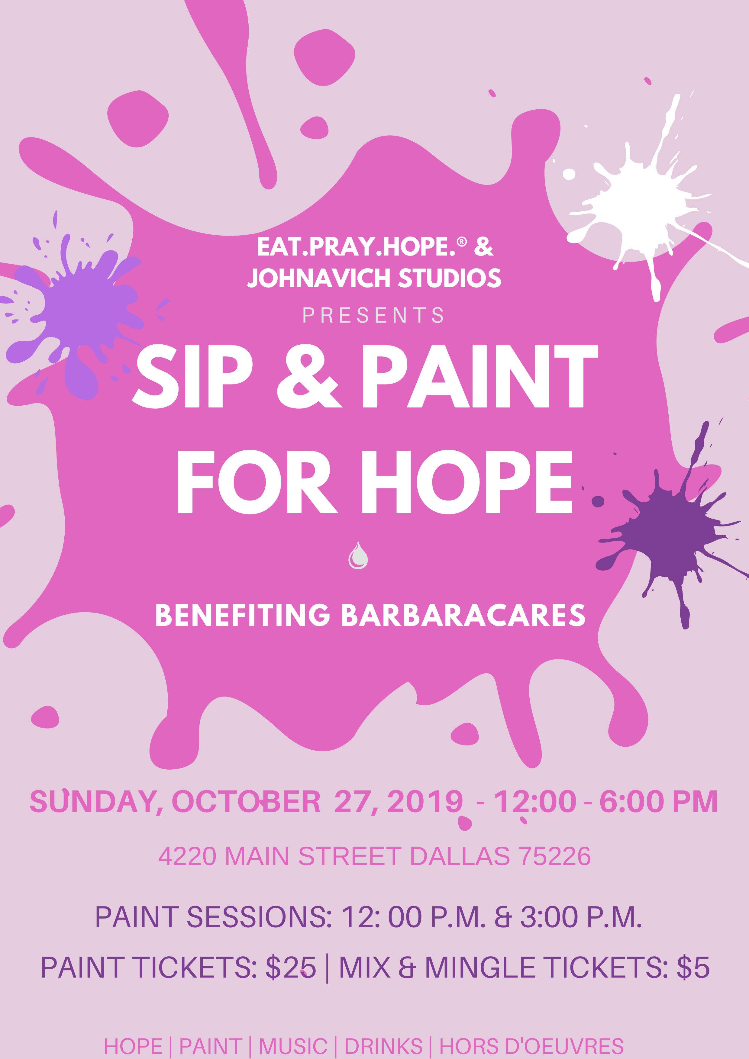 Sip N Paint 4 Hope .png