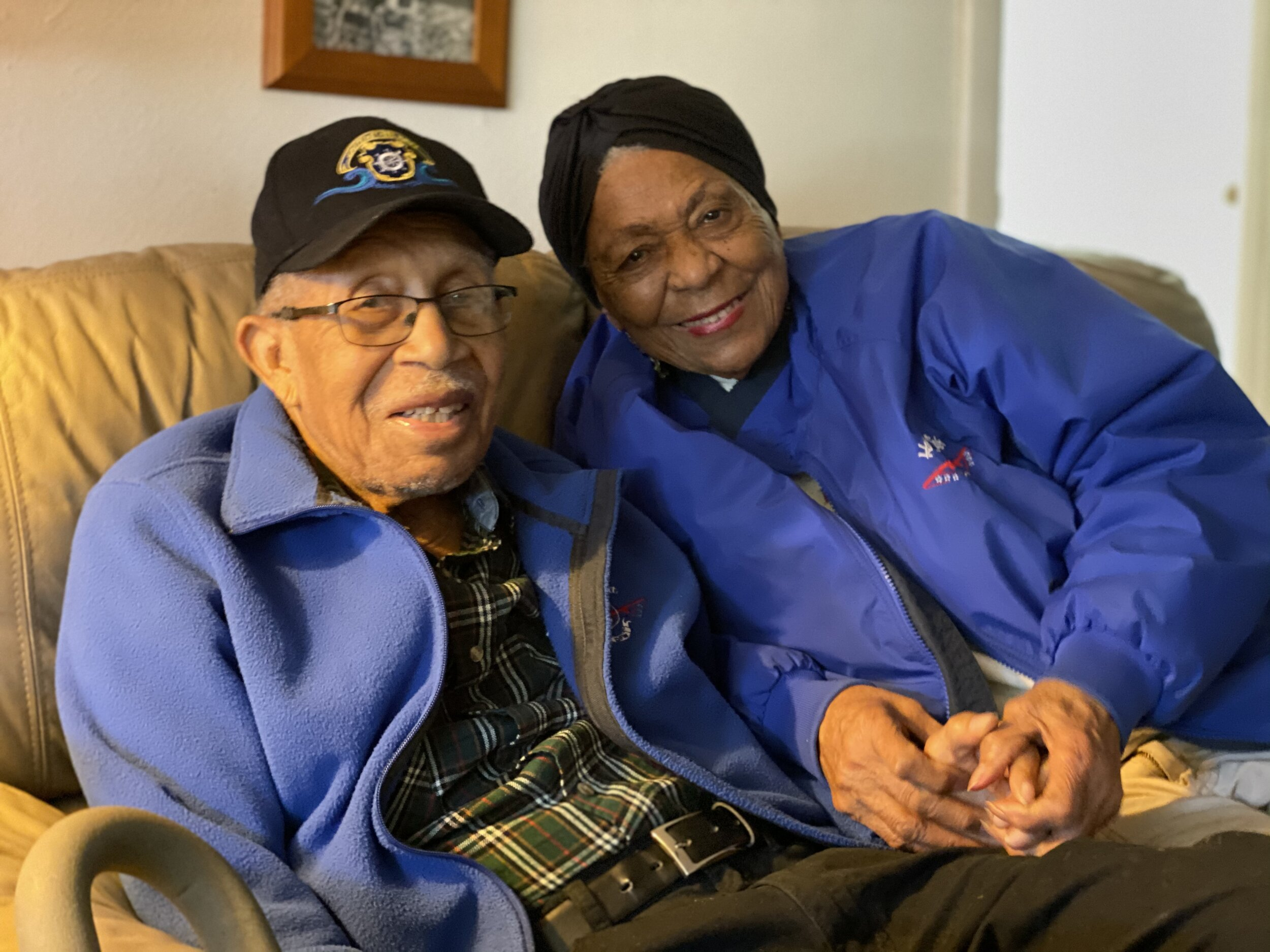 Curtis and Kelcy Smith are original homeowners in the community of Hamilton Park.