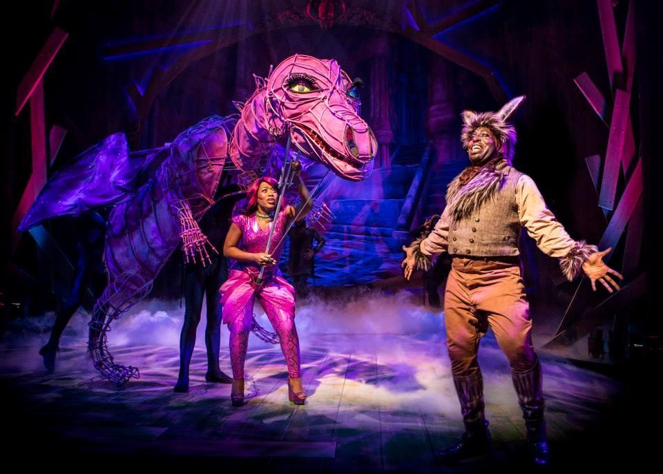 Dragon For Shrek Chicago Shakes Chelsea M Warren