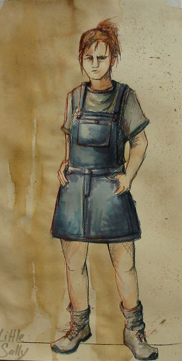 Little Sally, Urinetown