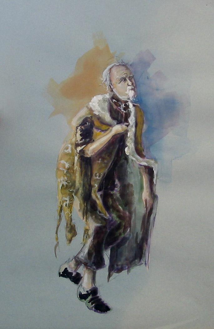 King Lear 3, King Lear, paper project