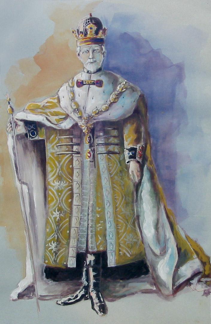 King Lear 1, King Lear, paper project