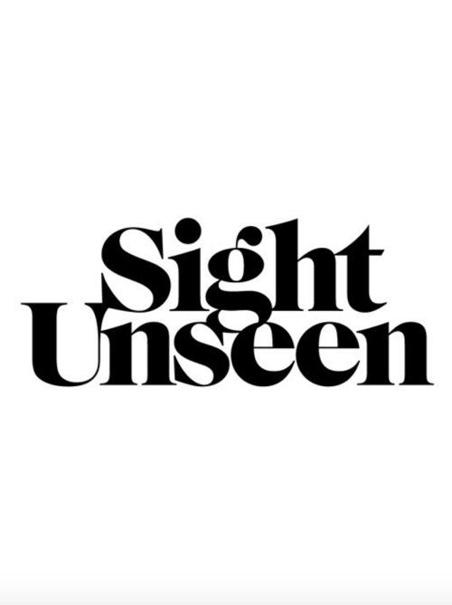 Sight Unseen - May 2018
