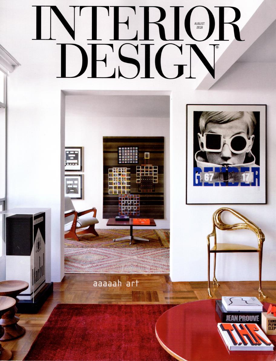 Interior Design - August 2018
