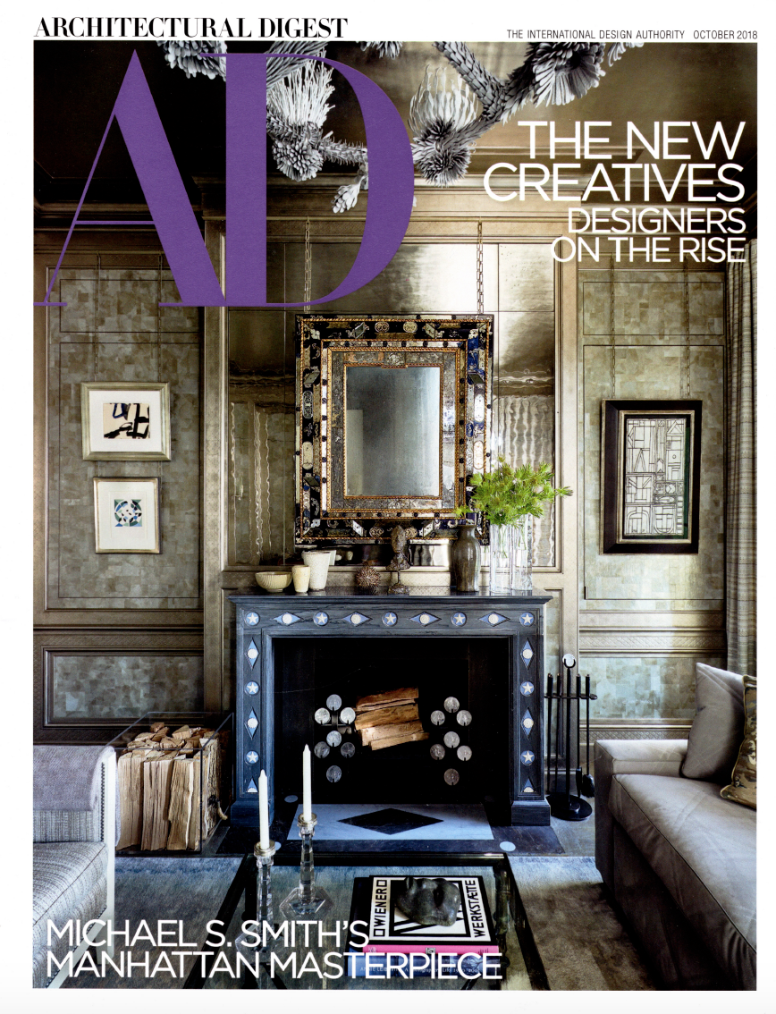 Architectural Digest - September 2018