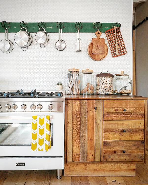 Kitchen Backsplash - Image from The Ranch Uncommon