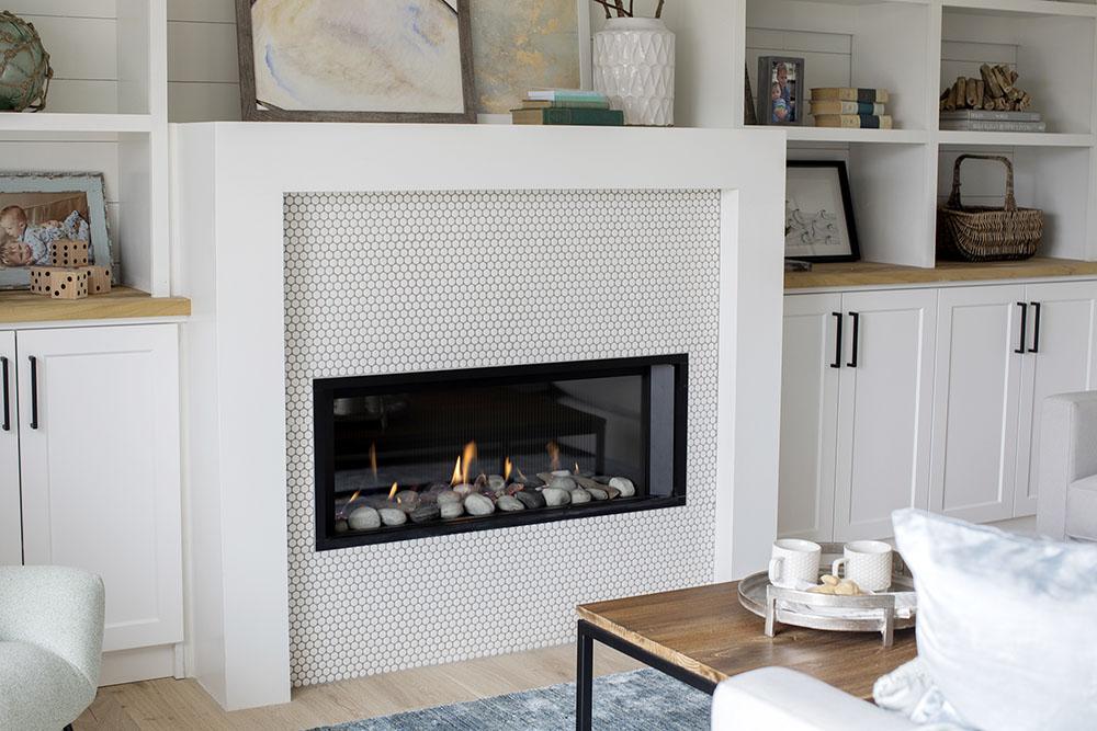 Fireplace - Image from Jillian Harris