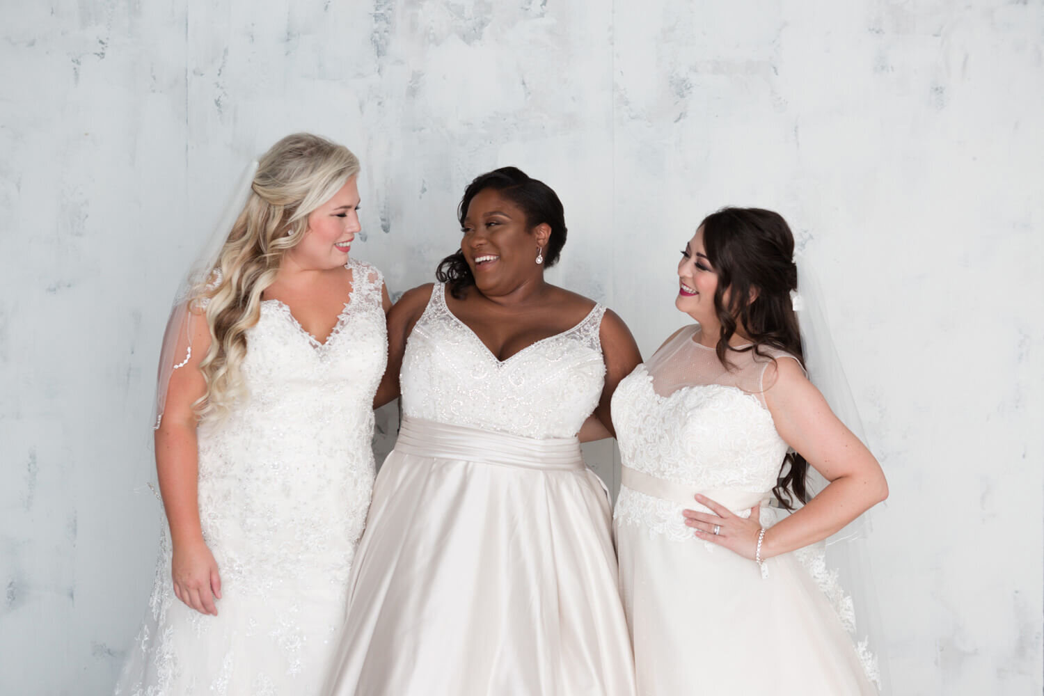 Curvy and Plus Size Wedding Dresses in Houston, TX ...