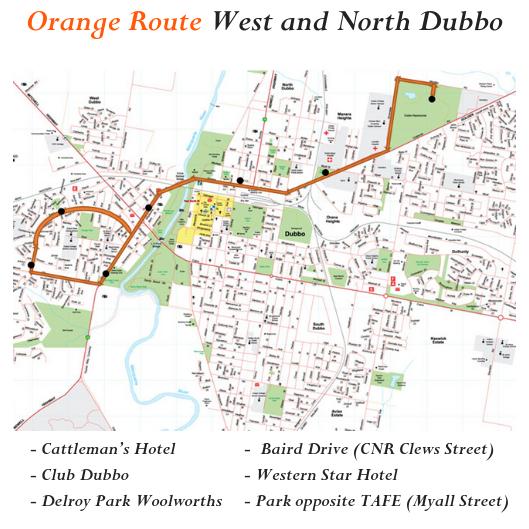 North & West Dubbo