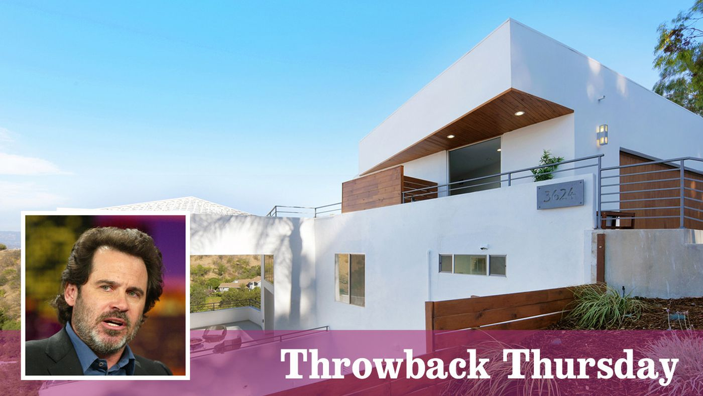 Comic Dennis Miller, TV director D.J. Lobue are among former owners of Studio City home #TBT -