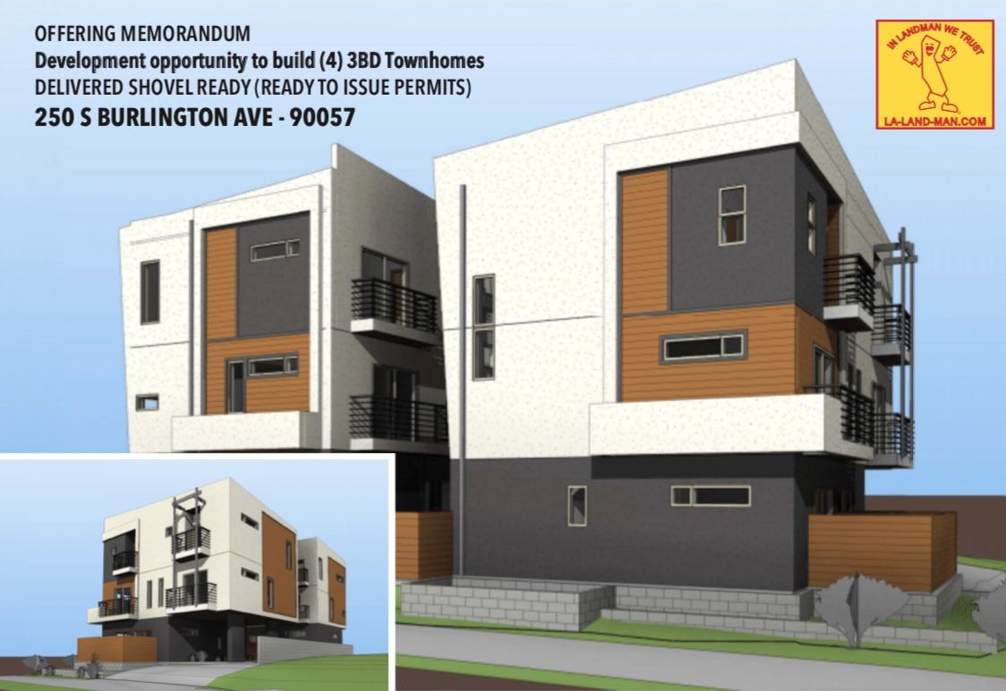 250 S Burlington Ave - $900,000