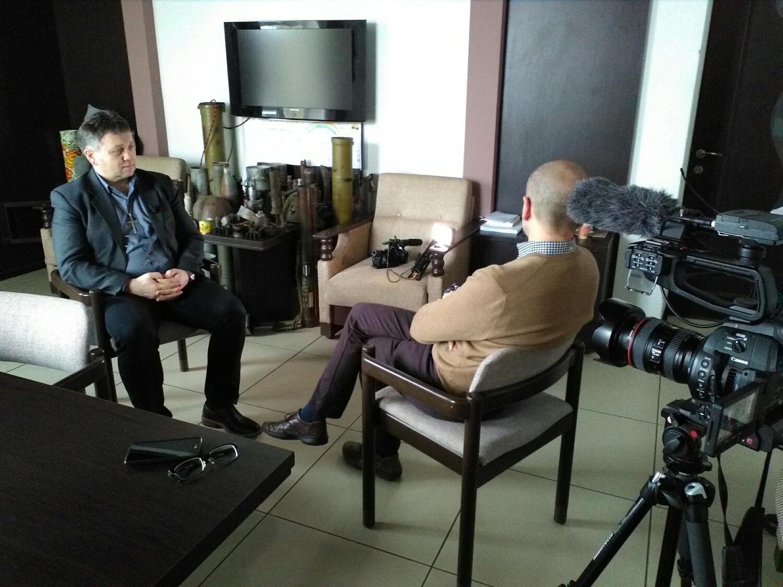Cristiano Tinazzi intervista padre Peter Dudnik