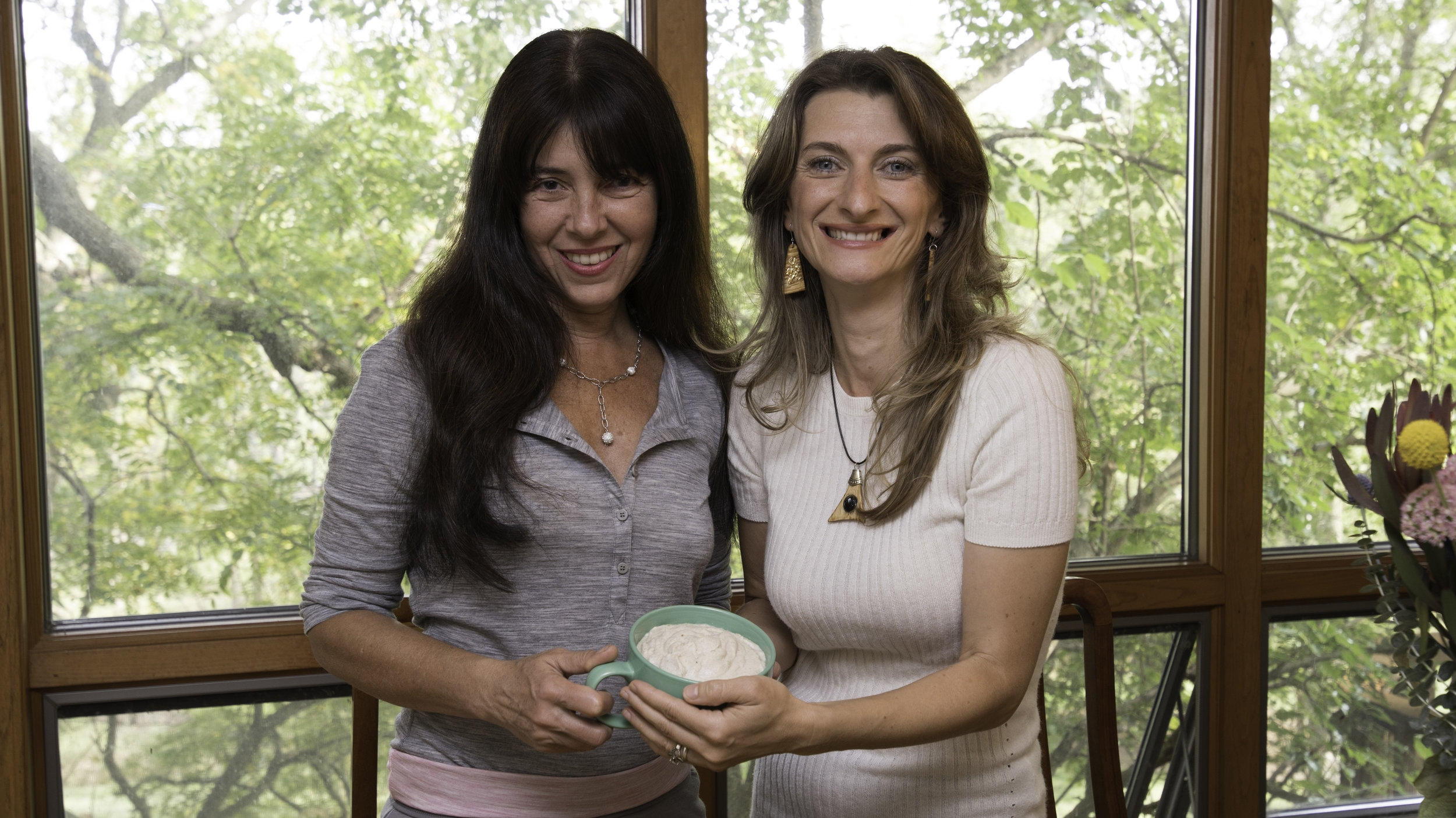 recipes developed and tested by Dr Lina Garcia and Ornella Lazich