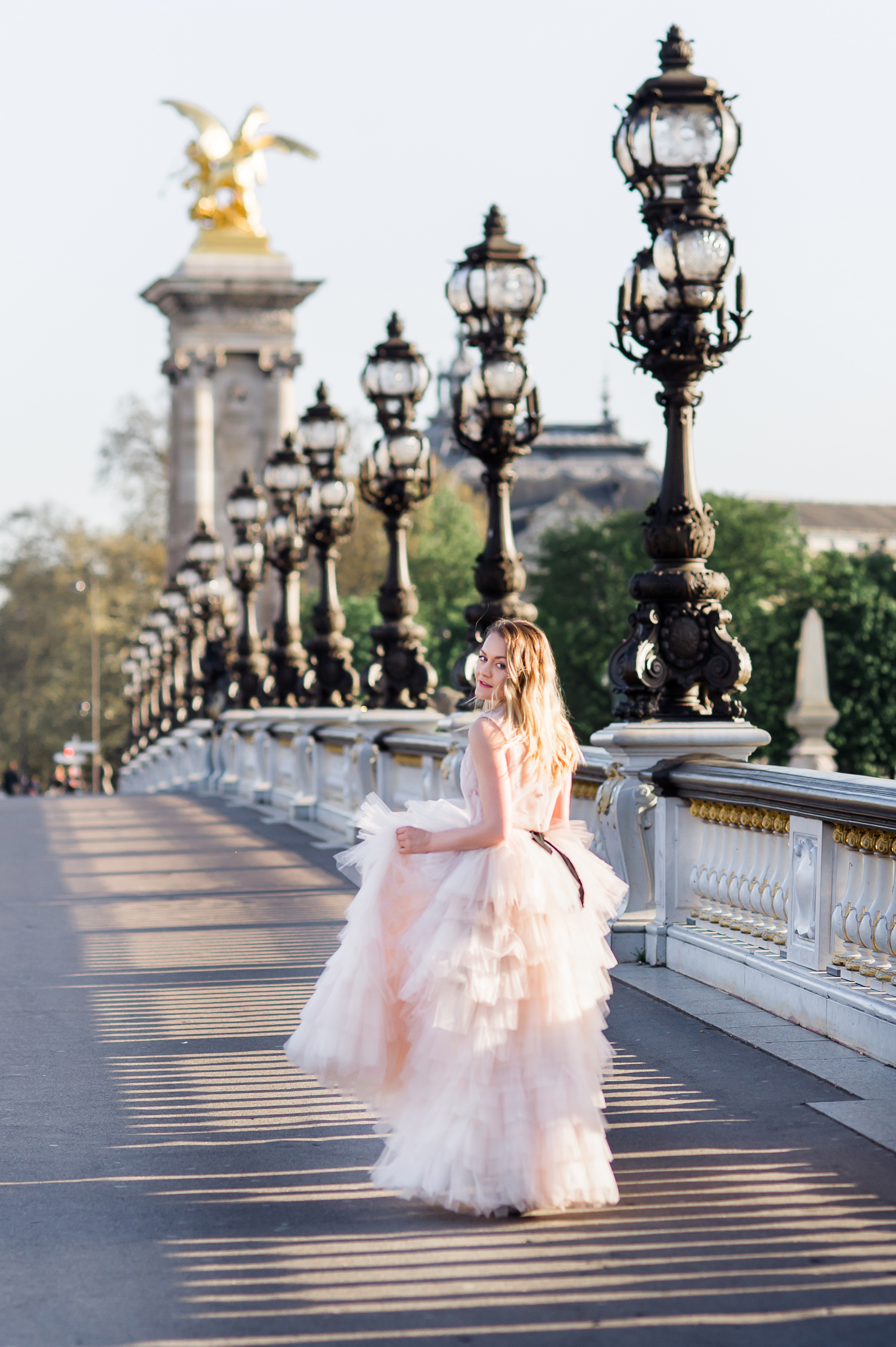 The    Alexandre III Bridge    is one of the most iconic in Paris and is a MUST visit during your next photoshoot!