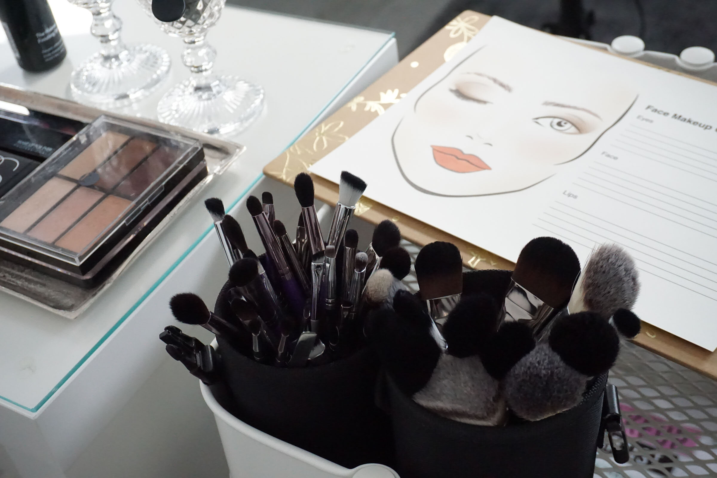 Online Makeup Lessons Artist