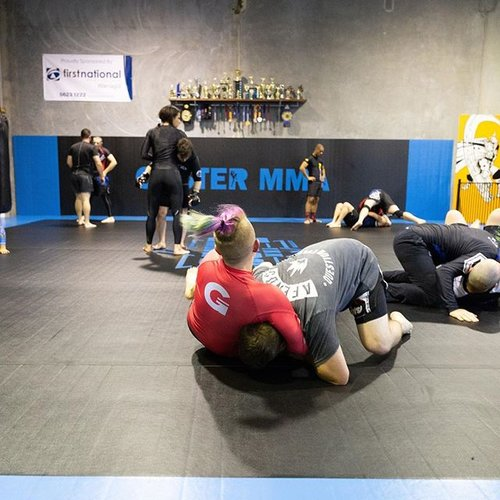 Coster MMA