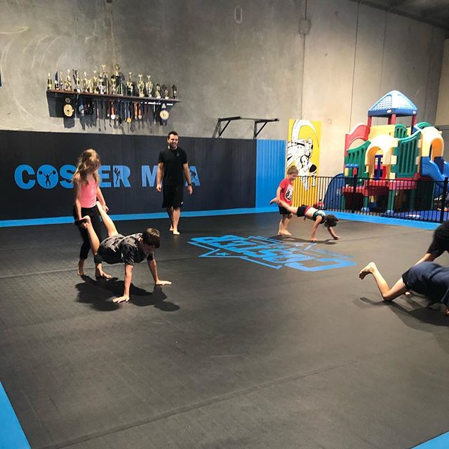We have had so much fun in our brand new class, Children's Athlete Development & Sports Performance... and we think the kids have enjoyed it too 😂  Through lots of giggles the kids have been learning about body awareness and improving balance, strength, agility and reaction times.  Come and check out our class on Thursday's at 5:20-6pm or message our page for more information 🙂 #coachcoster #costermma #childrensclasses #sportsperformance #warragul #gippsland #gippslandkidsactivies