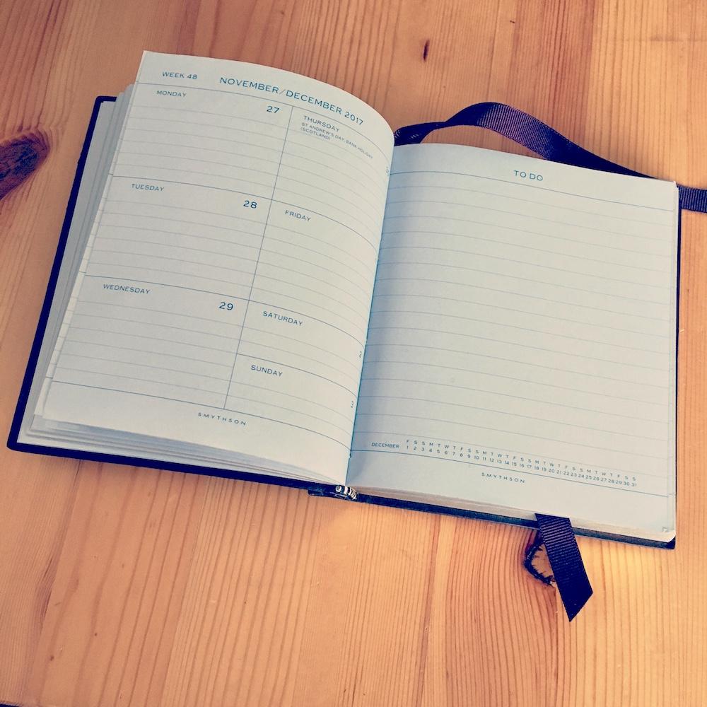 書けば必ず叶ってしまう魔法の手帳