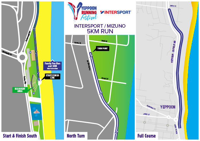 INTERSPORT / MIZUNO RUN COURSE   - click to view