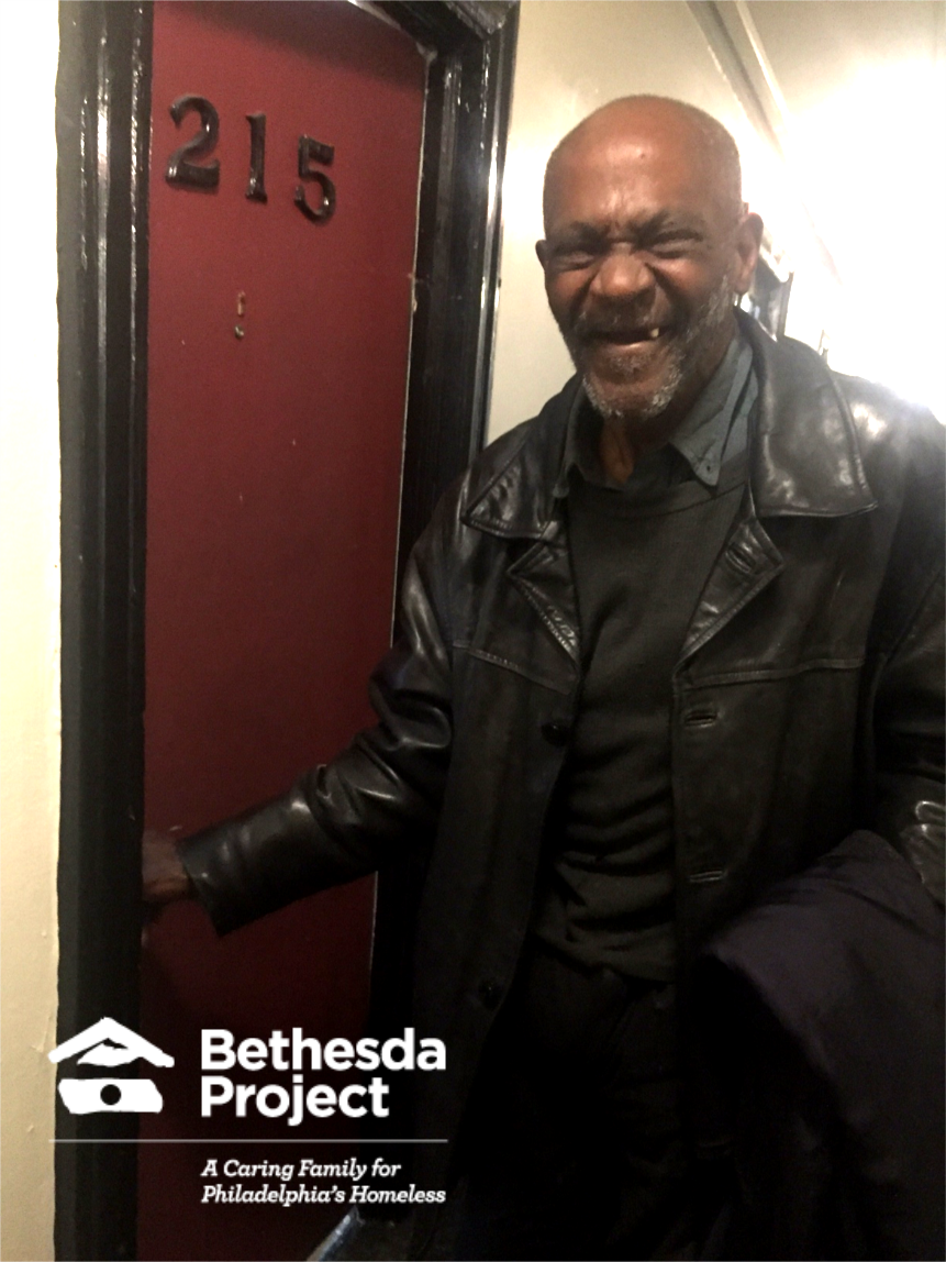 Bernard moves into his own apartment after 5+ years of working with his Bethesda Project family to achieve his goals!