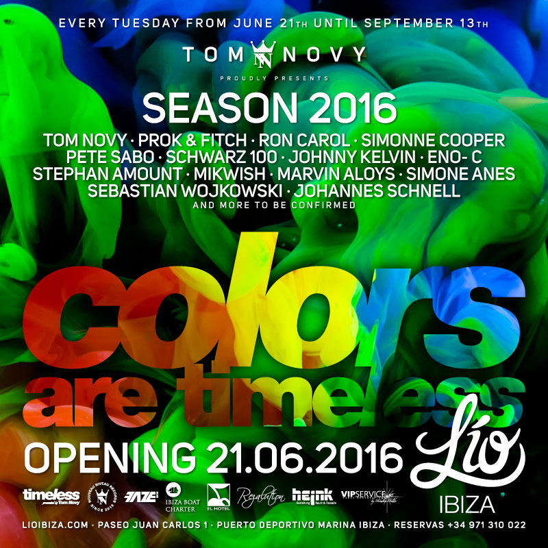 Purple Universe Talent Management - Marvin Aloys to perform at World famous Ibiza Club , Lios