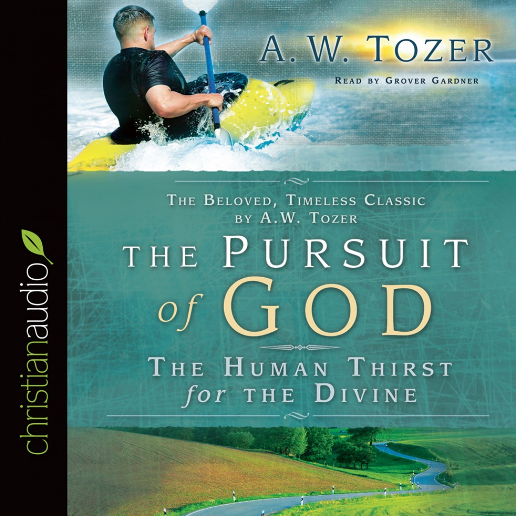 <b>Spring 2016</b> <br><u>The pursuit of God</u> by A.W.Tozer