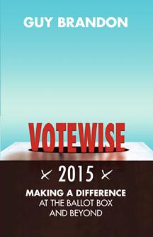 <b>Spring 2015</b> <br><u>Votewise 2015</u> by Gary Brandon