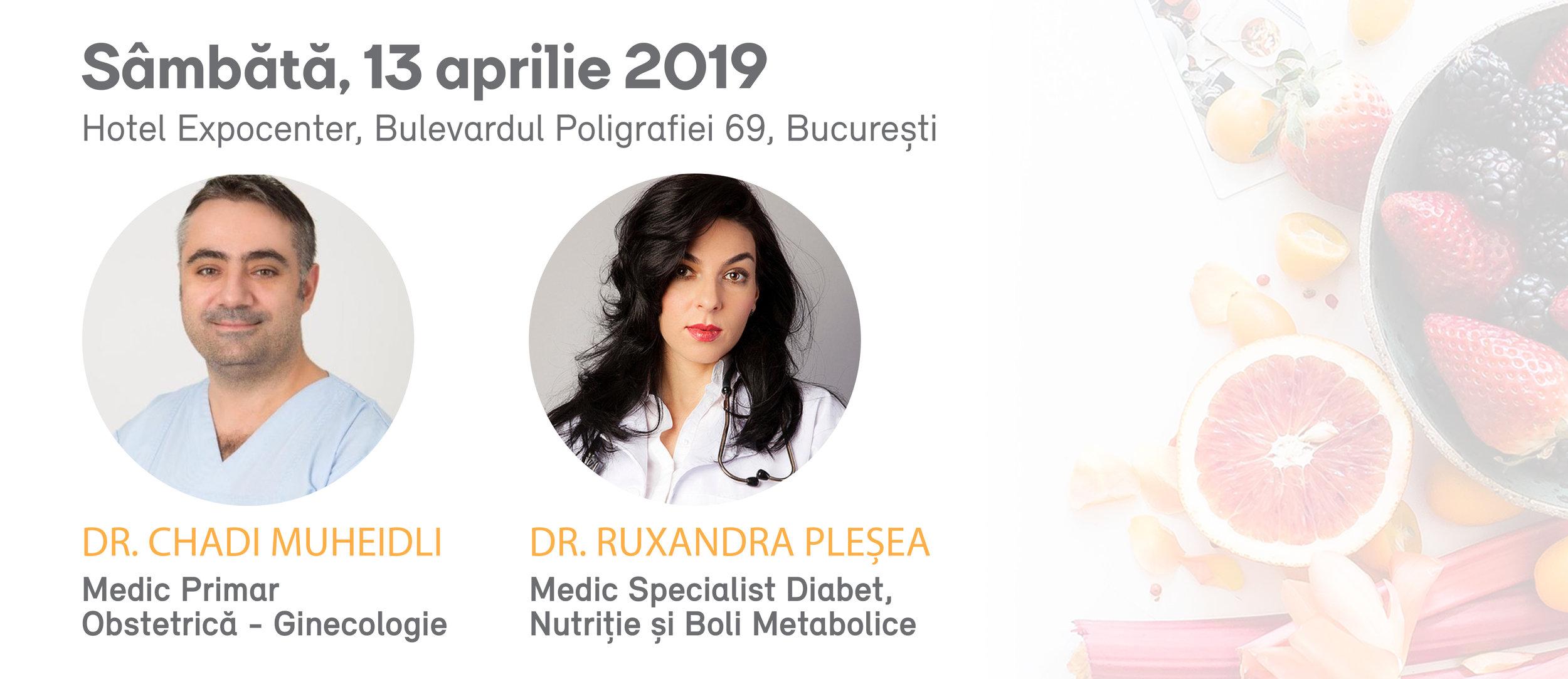Dr Ruxandra Plesea Conferinta Nutritie Infertilitate