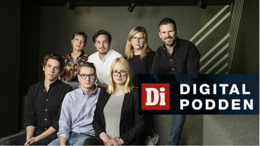 Digitalpodden pratar om Nordkap