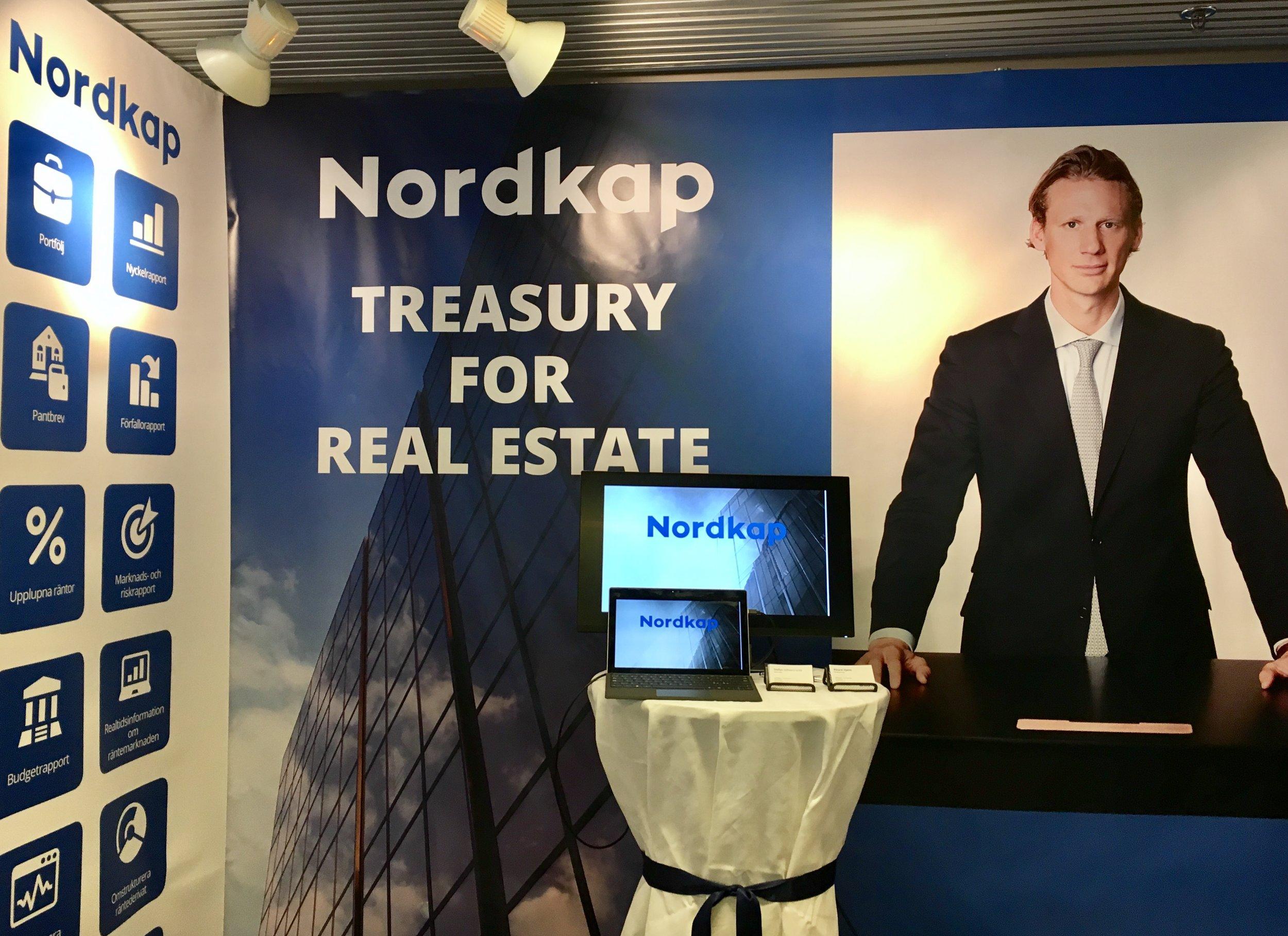 Nordkap på Business Arena Stockholm