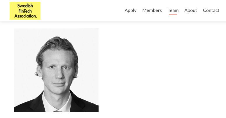 Rikard Hjelm, CEO Nordkap