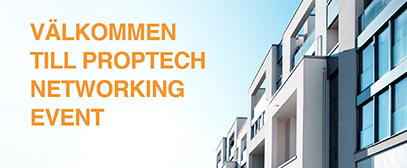 Proptech networking event