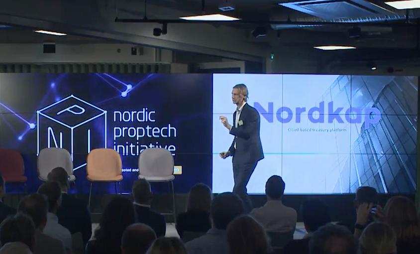 Rikard Hjelm Nordic Proptech Initiative