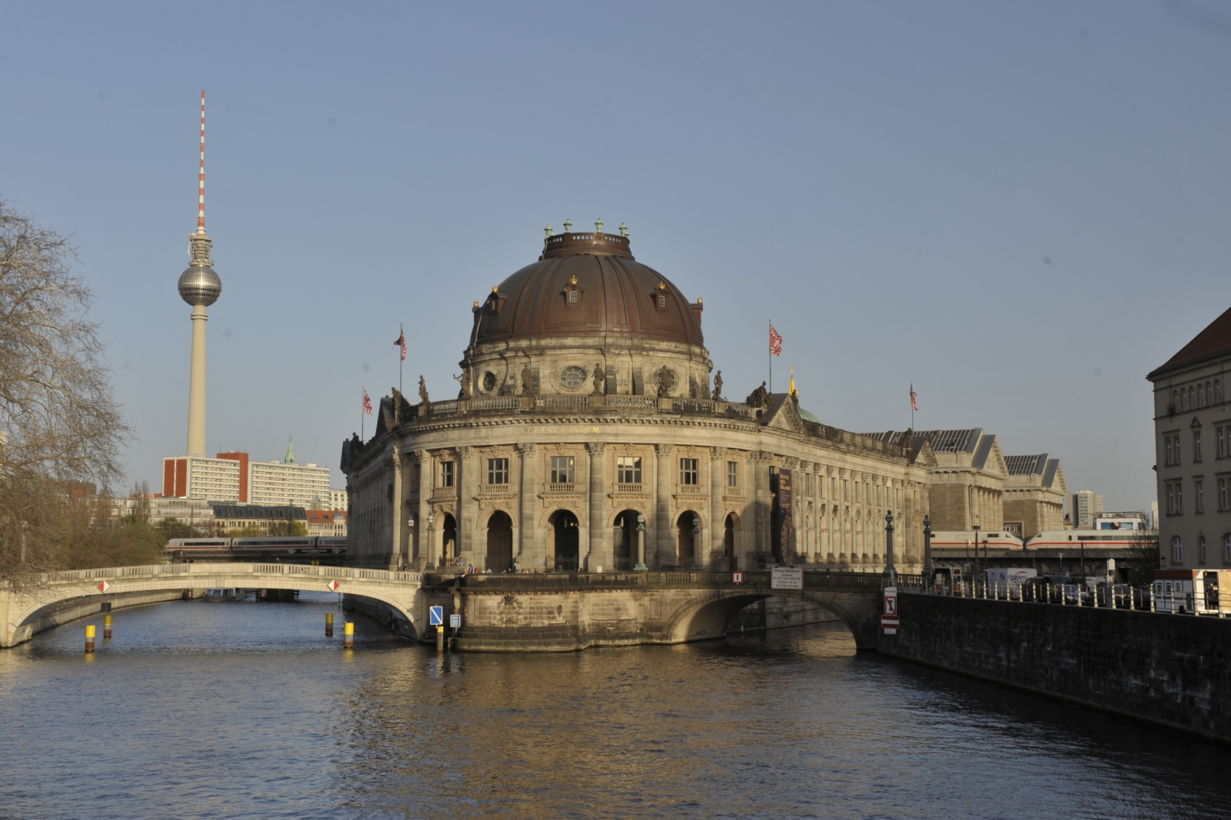 Berlin Museumsinsel ( Image Credit:  Bernd Wannenmacher)