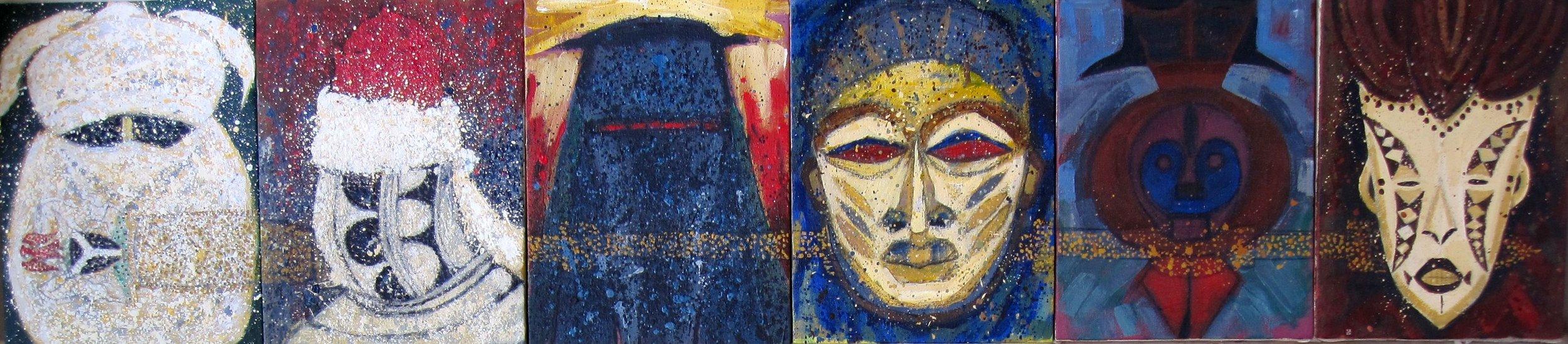"Tayo Quaye ""The Masquerades II"""